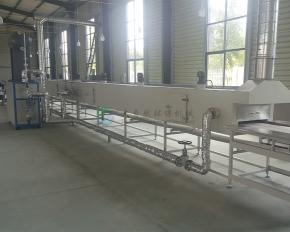 隧道烘干炉在制作时如何选择选择对应的碳纤维发热管