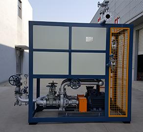 720KW导热油炉