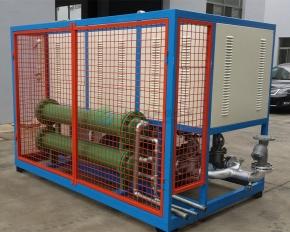 带水冷却导热油炉价格